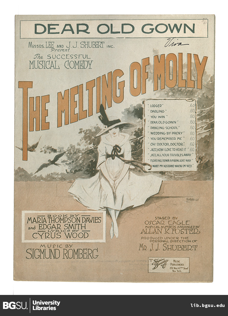 The melting of Molly